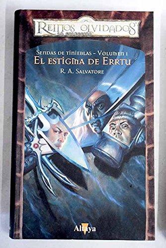 9788448724740: El Estigma De Errtu