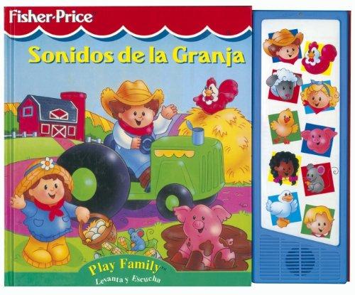 9788448807054: Sonidos de la granja (FISHER PRICE. LITTLE PEOPLE)