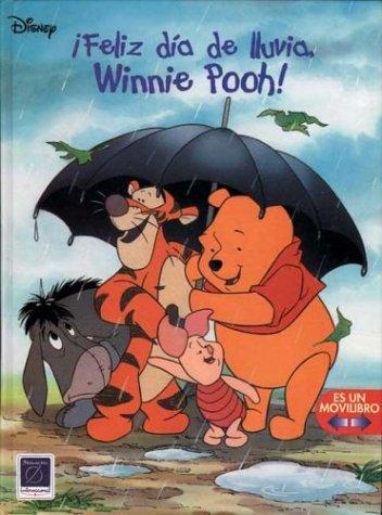 9788448808211: Movidisney. ¡feliz dia de lluvia, winnie pooh!