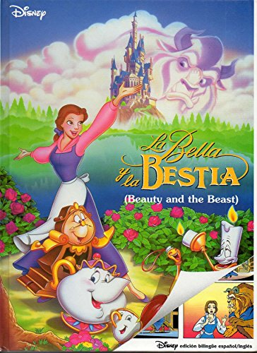 9788448808884: La Bella y la Bestia (Beauty and the Beast). Bilingüe español-inglés
