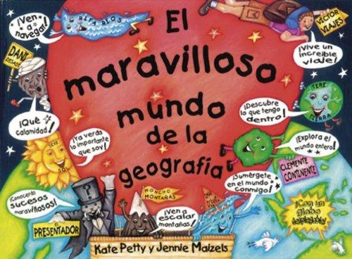 9788448818364: El maravilloso mundo de la geografia / The Wonderful World Book (Spanish Edition)