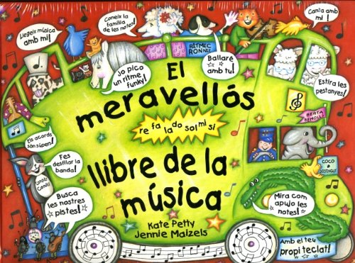 9788448818753: El Meravellos Llibre De La Musica / the Wonderful Book of Music (Catalan Edition)