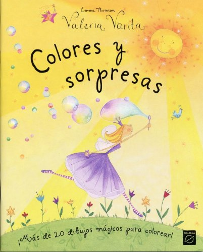 9788448821104: Valeria varita - colores y sorpresas