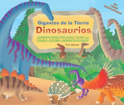 9788448821166: Dinosaurios (gigantes de la tierra) (Titulo Universal)
