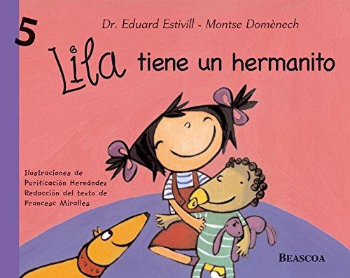 9788448821869: Lila tiene un hermanito / Lila has a little brother (Spanish Edition)