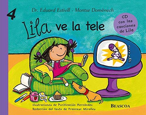 9788448822019: Lila ve la tele