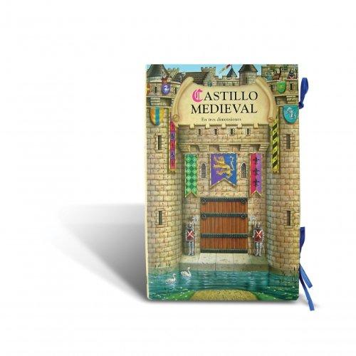 9788448822248: Castillo Medieval Tres Dimensiones