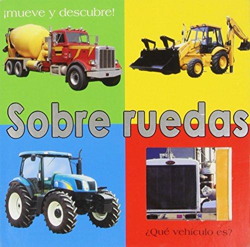 9788448825928: Sobre ruedas/ Trucks (Spanish Edition)