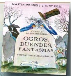 9788448825973: Cuentos de terror sobre ogros, duentes, fantasmas