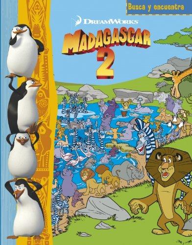 9788448828547: Madagascar 2. Busca y encuentra