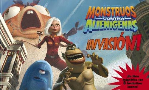 Monstruos contra alienígenas ¡Invasión! - Animation, DreamWorks