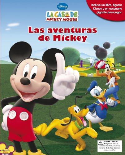 9788448829551: Las aventuras de Mickey Mouse
