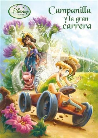9788448830274: Campanilla y la gran carrera