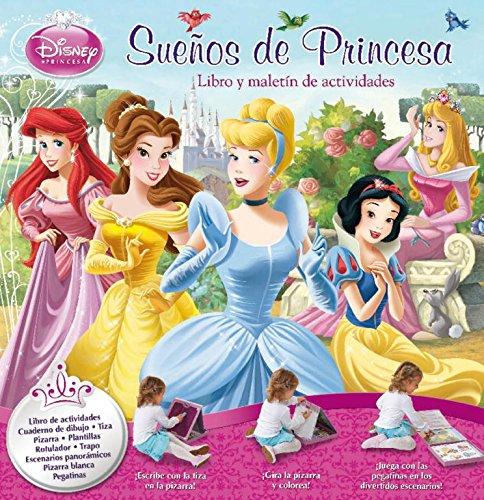9788448830335: Sueños de princesa: Libro y maletín de actividades (PRINCESAS DISNEY)