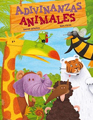 9788448830717: Adivinanzas animales / Animal Riddles (Spanish Edition)