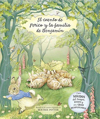 9788448831080: El cuento de Perico y la familia de Benjamin / A Rabbit's Tale (Spanish Edition)