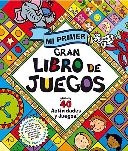 9788448831325: Mi primer gran libro de juegos