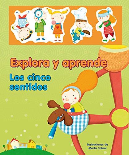 9788448831691: Los Cinco Sentidos / Our Amazing Senses (Explora Y Aprendre / Explore and Learn) (Spanish Edition)