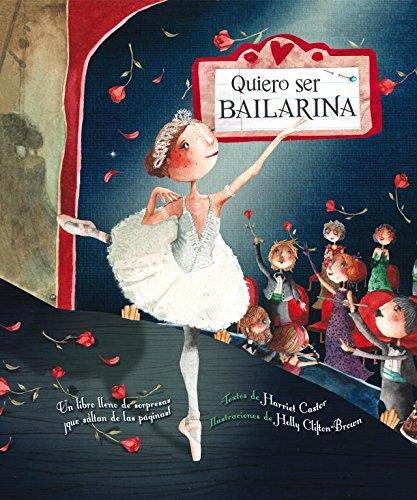 9788448832261: Quiero ser bailarina (Cómo convertirse en...)