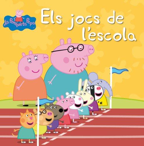 9788448832438: Els jocs de l'escola (La Porqueta Pepa. Primeres lectures)