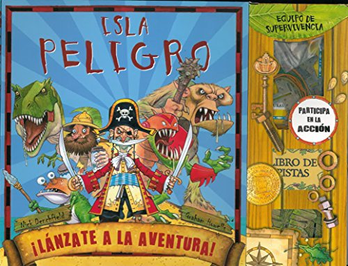 Isla Peligro / Danger Island (Spanish Edition) (9788448832582) by Nick Denchfield; Graham Howells