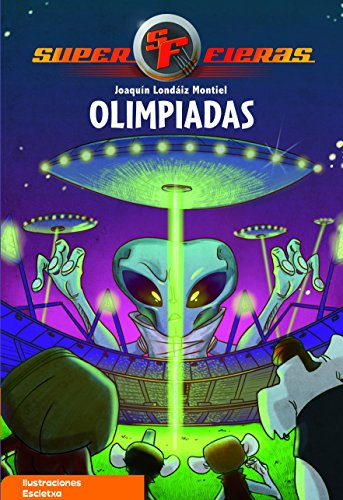 9788448833060: Olimpiadas (Superfieras 8)