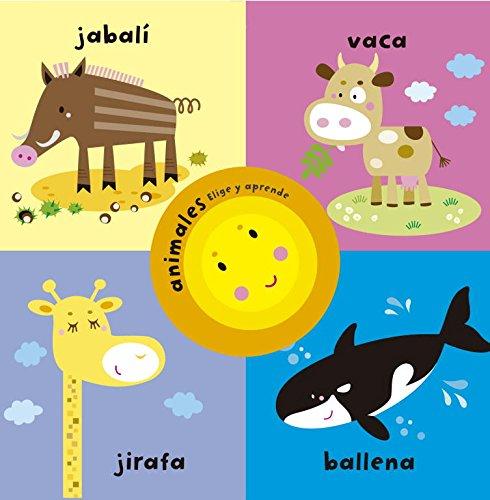Animales / Animals (Elige Y Aprende /: Veronika Klimova