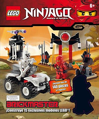 9788448833565: LEGO Ninjago Brickmaster: (Incluye piezas y dos figuras)