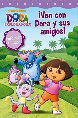 9788448833756: Dora : ¡Ven con Dora y sus amigos!