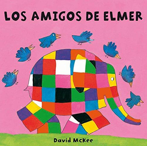 9788448835309: Los amigos de Elmer (Elmer. Todo cartón)