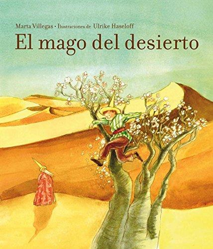 9788448835446: El mago del desierto