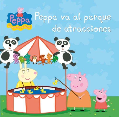 9788448835583: Peppa va al parque de atracciones (Peppa Pig núm. 17)