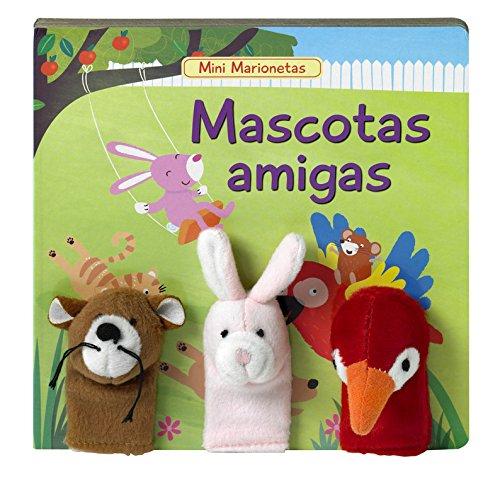 9788448836061: Mascotas amigas (Minimarionetas)