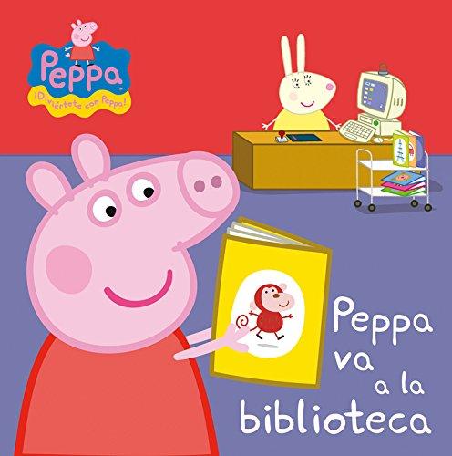 9788448837051: Peppa Va A La Biblioteca (PEPPA PIG)