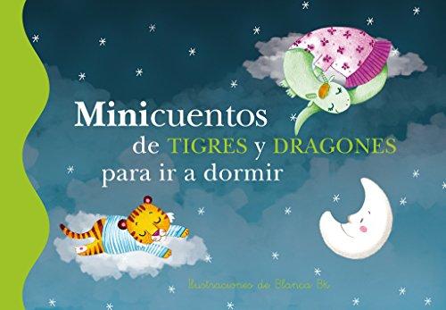 9788448837112: Minicuentos de tigres y dragones para ir a dormir