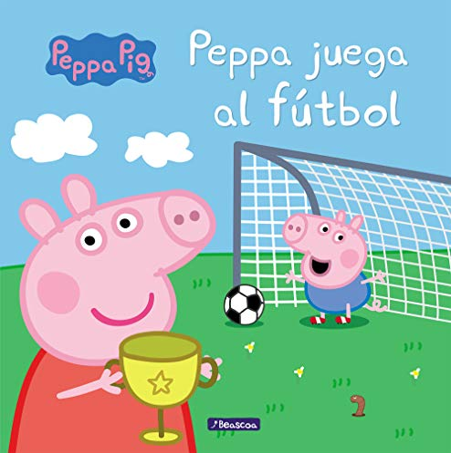 9788448837822: Peppa juega al fútbol (Peppa Pig. Primeras lecturas)