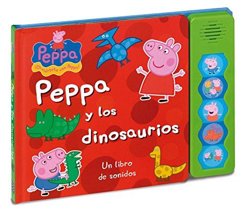 9788448838287: Peppa y los dinosaurios