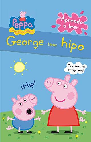 9788448838300: George Tiene Hipo. Peppa Pig Pictogramas