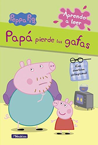 9788448838324: Papá pierde las gafas (Peppa Pig. Pictogramas)
