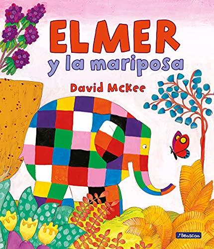 9788448838362: Elmer y la mariposa (Elmer. Álbum ilustrado)