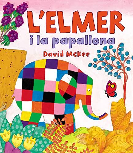 9788448838379: L'Elmer I La Papallona