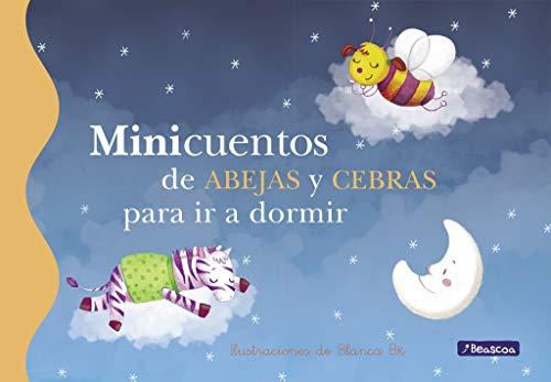 9788448838478: Minicuentos de abejas y cebras para ir a dormir (Spanish Edition)