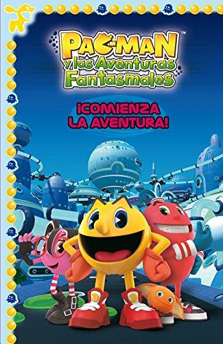 9788448838843: Pac-Man. ¡Comienza La Aventura! - Número 1