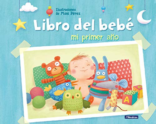 9788448843861: Mi primer año / My first year: Libro Del Bebé / Baby Album