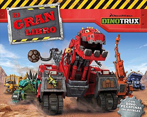 9788448846916: El Gran Libro De Dinotrux. Libro Regalo