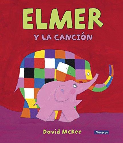 9788448849412: ELMER Y LA CANCION