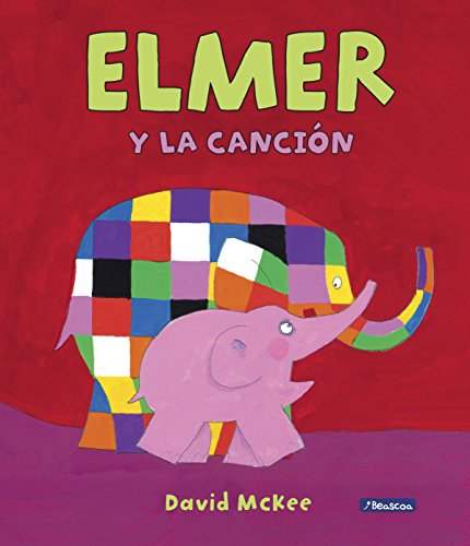 9788448849412: ELMER Y LA CANCION