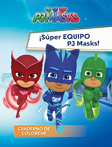 9788448849566: ¡Súper Equipo PJ Masks! (PJ Masks. Actividades)