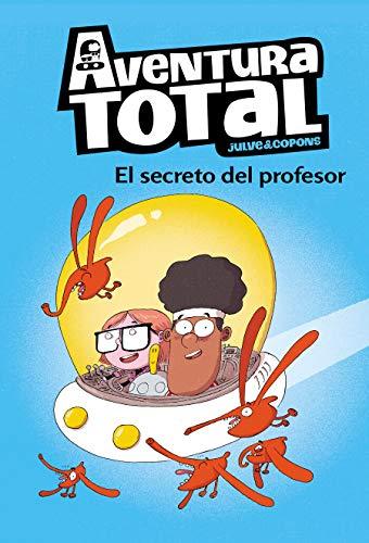 9788448853112: El secreto del profesor (Aventura Total)