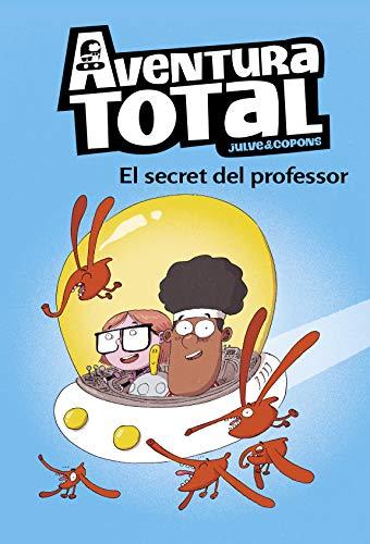 9788448853129: El secret del professor (Serie Aventura Total)